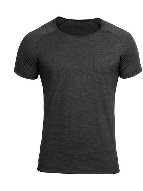 Devold Herdal - T-shirt manches courtes Homme - gris